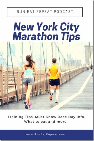 Podcast under the leadership of the New York Marathon (534x800)
