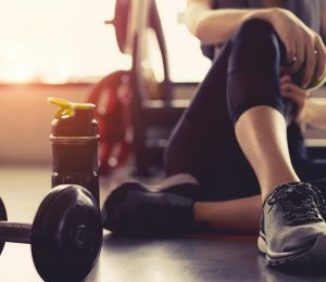 What can you do to stop sexual harassment in fitness
