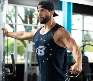 Move your shoulders with these movements at Olympia level.