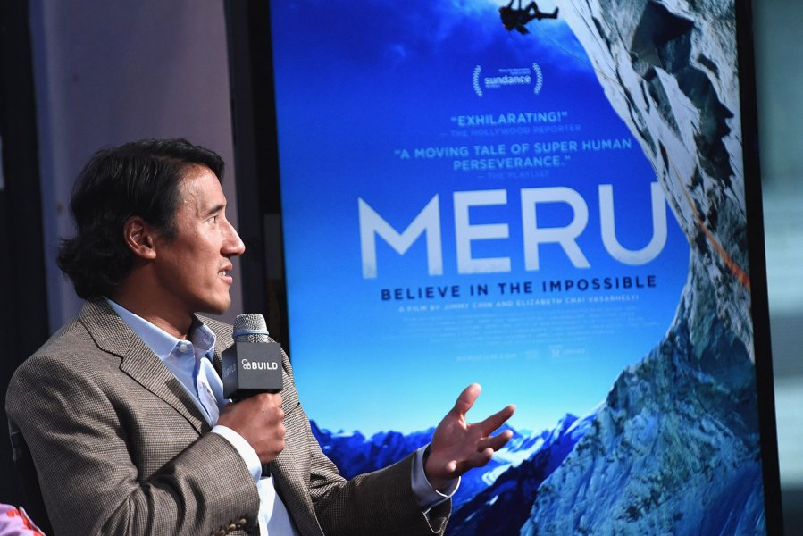 Jimmy Chin, Meru