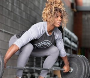 5 exercises Each woman is a strong woman