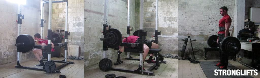 StrongLifts 5x5 Training