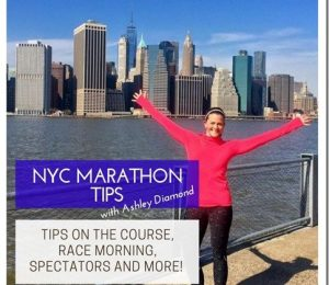 Marathon in New York – tips and should see the main points of the course with a healthy happy bear