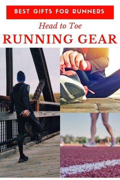 The best gifts for runners on the nose of the chassis