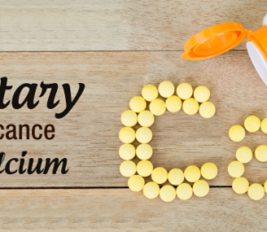 The importance of adding calcium in your diet – 5 key points