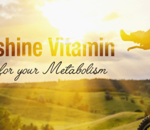 What is vitamin D deficiency and its effect on body metabolism