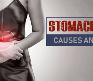 5 causes of the stomach and how should you handle them?