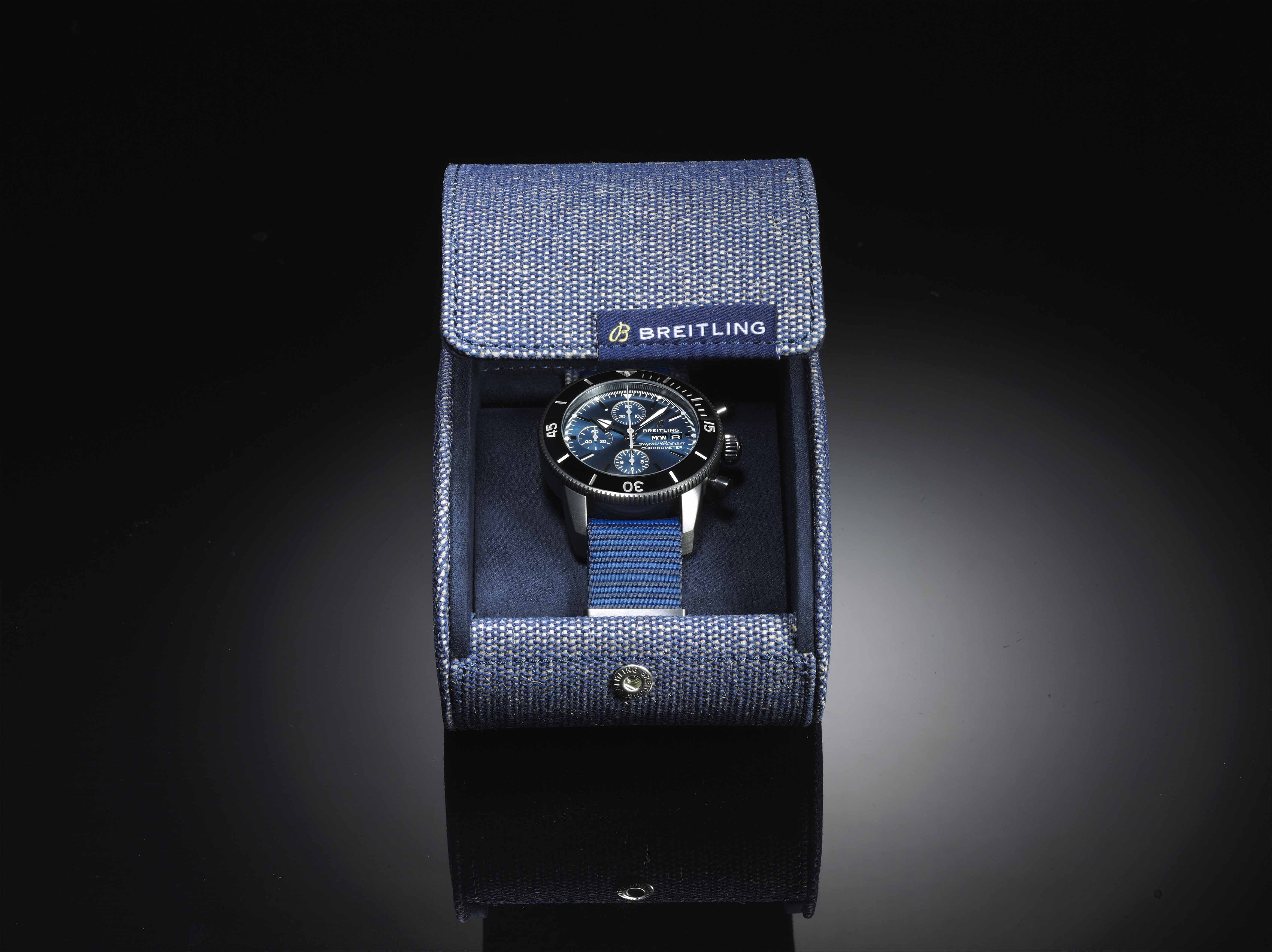 Superocean Heritage II Chronograph 44 Outer package