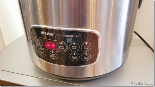 oats in rice cooker