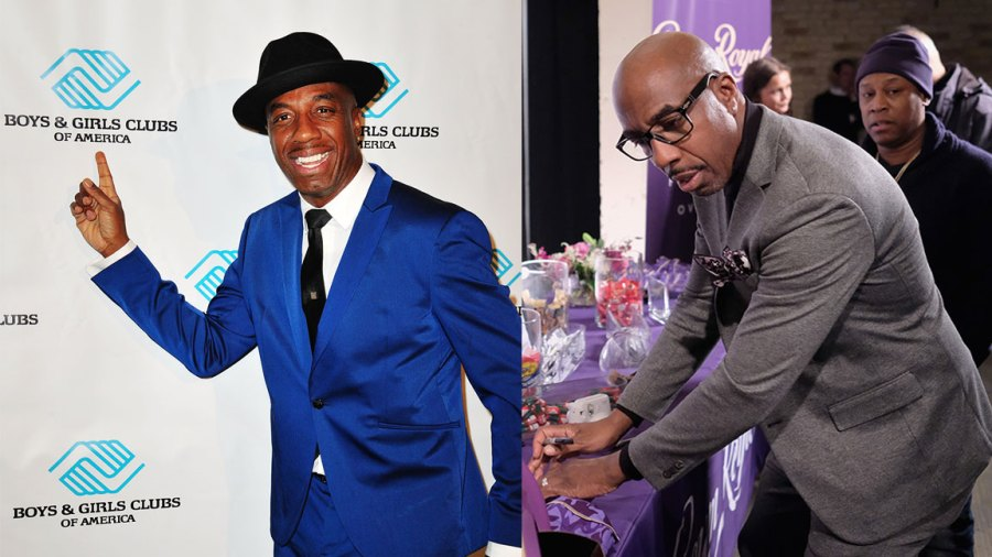 November 4, 2015 in Beverly Hills, California, actor J. B.Smuv arrives at the Great Futures annual gala concert for American boys and girls clubs at the Beverly Hilton hotel. (Photo by Jarod Harris / Getty Images), actor / comedian J. B. Smouv packs the Crown Royal package at the Rolling Stone Live party on February 2, 2018 in Minneapolis, Minnesota. (Photo by Nicholas Hunt / Getty Images for the Crown Royal)