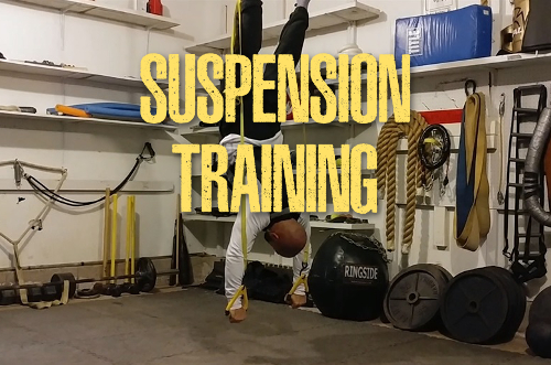 Suspension Training - Ross Enamight