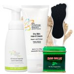 Repair kit for dry skin