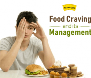 Why do you get sudden cravings for food, and how should you handle it?