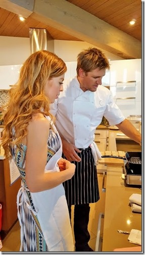 Curtis stone food blog cooking class la