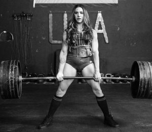 Deadlift sumo from scratch with Stefi Cohen
