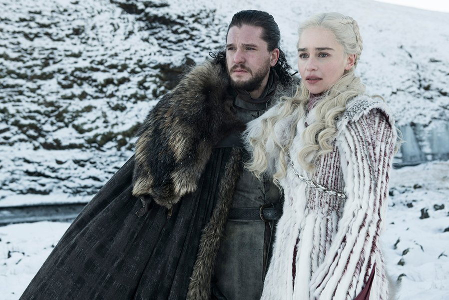 Game of Thrones / HBO - Final Game of Thrones, how the Game of Thrones ended