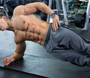 Ultimate Abs Finisher
