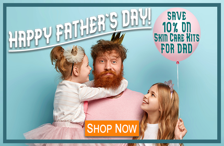 DAY OF FATHERS SKIN CARE