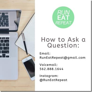 Launch Eat Repeat Podcast Questions Email Voicemail