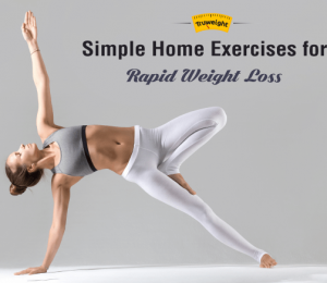Simple and easy home exercises to lose weight