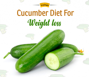 The advantage of a cucumber diet for weight loss? Find out here!