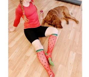 NEW Pro Compression Watermelon Socks and Discount Code