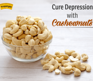 Your diet for depression is called Cashew.