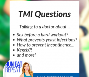 TMI Questions with Dr. Nita Landry – Podcast 117