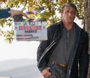 Flaming weapons: how Sylvester Stallone prepared for the Rambo finale