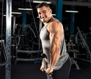 Brian DeCosta Upper Body Workout | Bodybuilding.com