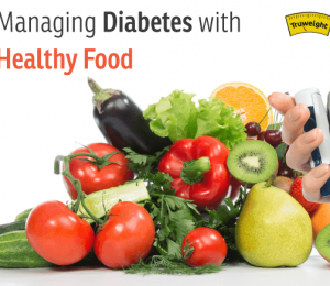 Diabetic Diet: A Guide to Treating Diabetes with Healthy Foods