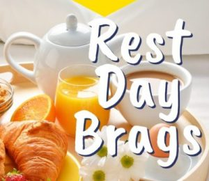 Boasts Rest Day – Run, Eat, Repeat