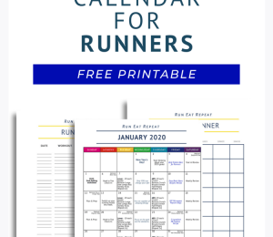 January calendar, magazine and planner – free to print