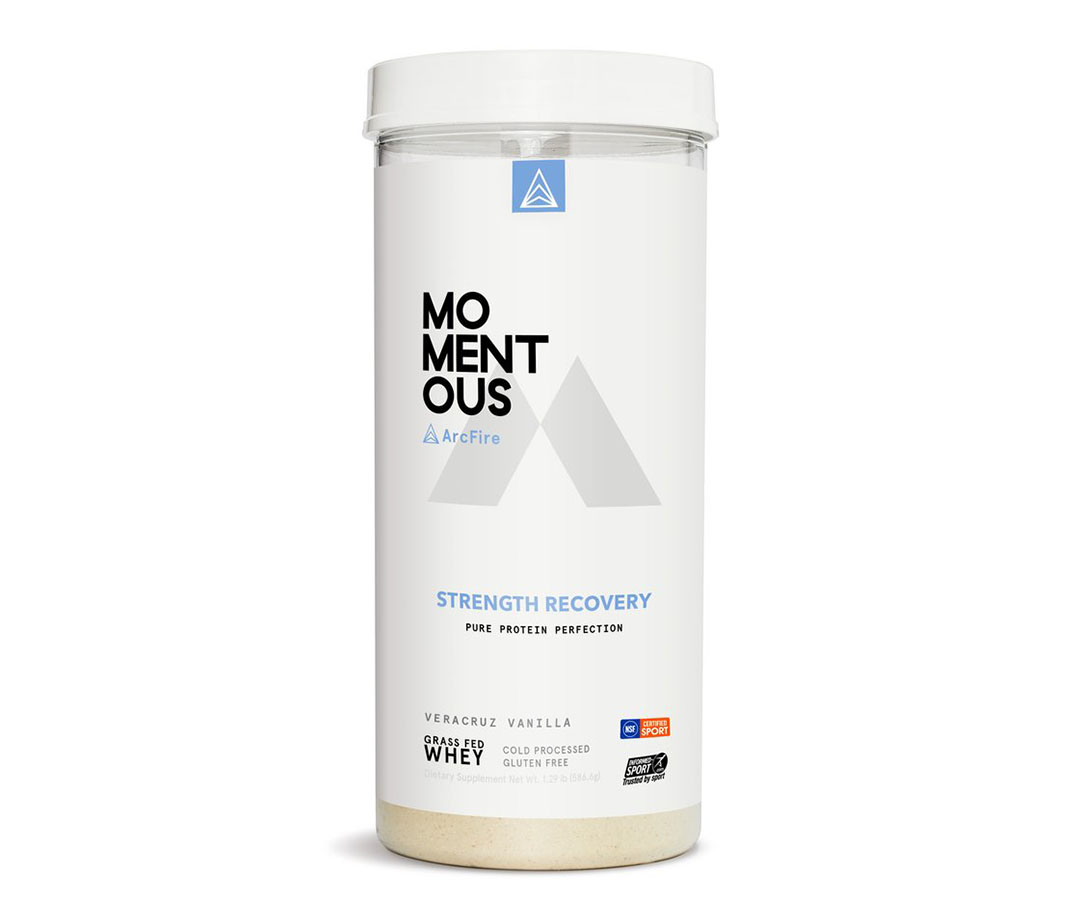 Momentus ArcFire Grass Fed Whey