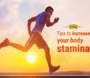 Want to increase your body stamina? Our experts say how!