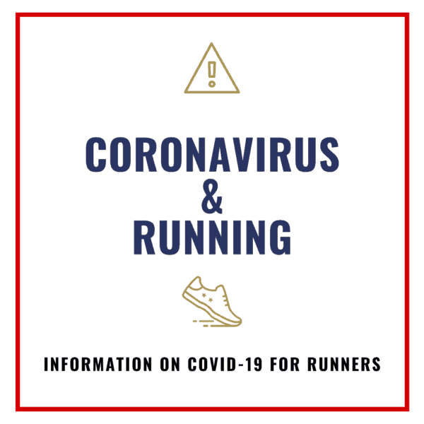 coronavirus and runner information marathon races