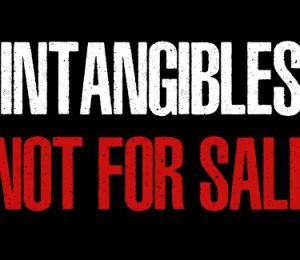 Intangible Assets – Not For Sale