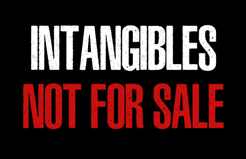 Intangible assets not for sale